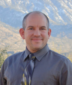 Scott Frazier, MSC Manager of Sierra Tucson's Eating Recovery Services