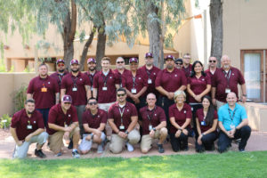 Sierra Tucson's team of Residential Accountability and Safety Coaches