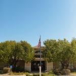 Cedar Crest Main Entrance