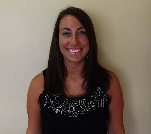 Jenna Ratcliff - Admissions and Business Office Director