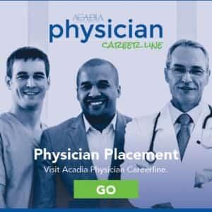 Acadia Physician Careers