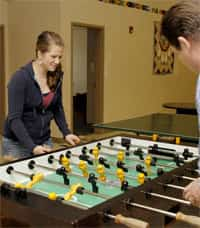 A typical day at Keystone will include many therapeutic activities.